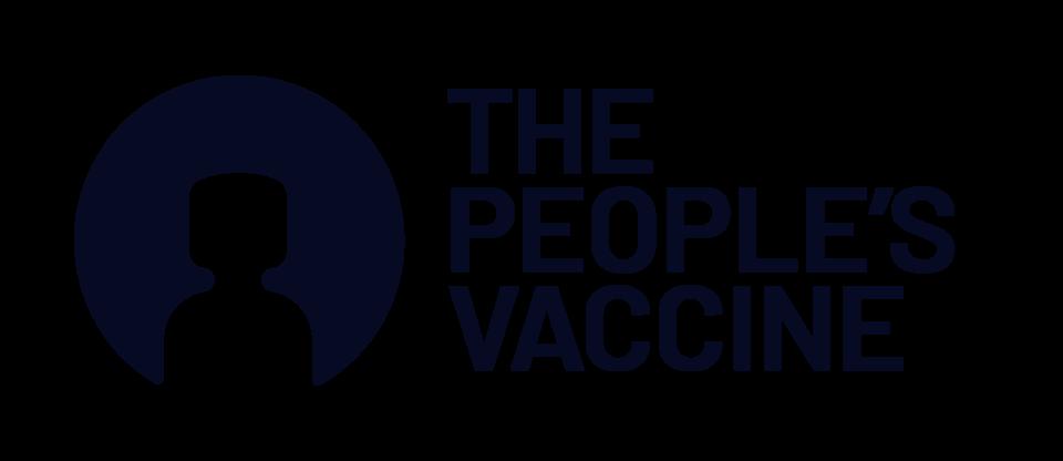 People's Vaccine logo